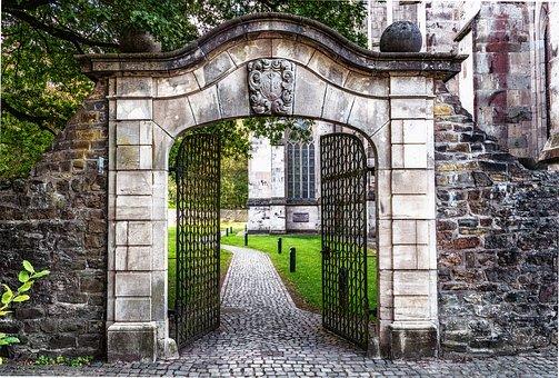 Goal, Gate, Portal, Input, Passage