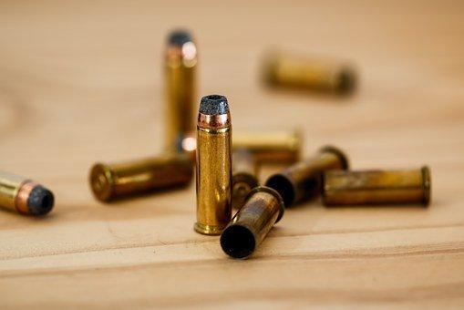 Bullet, Cartridge, Ammunition, Crime