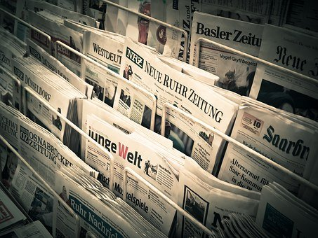 News, Daily Newspaper, Press, Newspapers