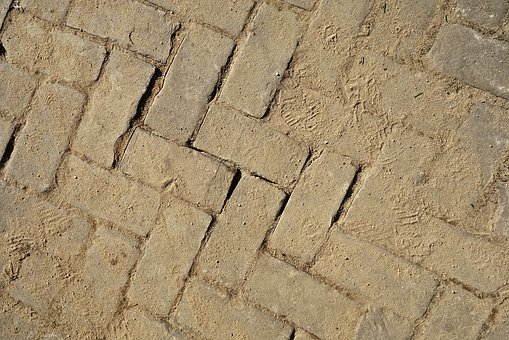 Paving, Street, Road, Brick, Brickwork