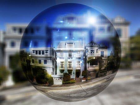 San Francisco, Ball, Soap Bubble