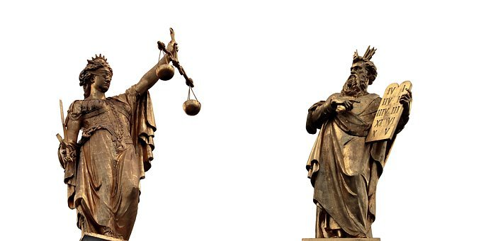 Justitia, Goddess, Goddess Of Justice