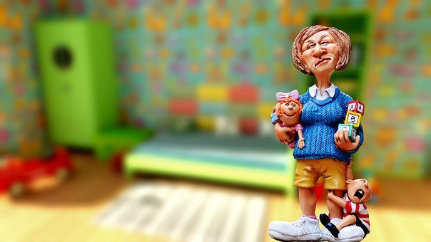 Baby-Sitter, Children Educator