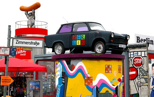 Berlin, Germany, Characters, Car