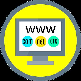 Domain, Website, Blogging, Design
