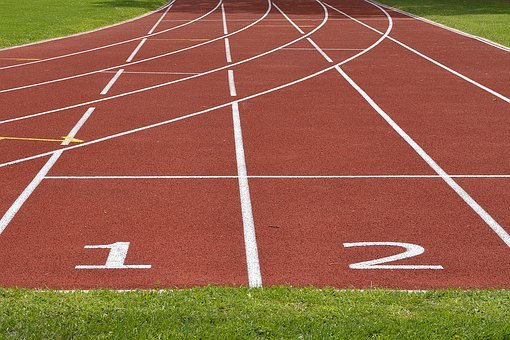 Tartan Track, Career, Athletics, Start