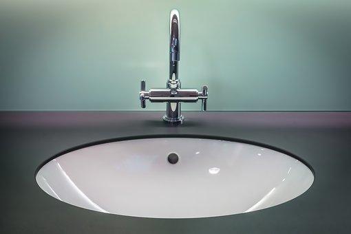 Bathroom, Clean, Faucet, Indoors, Sink