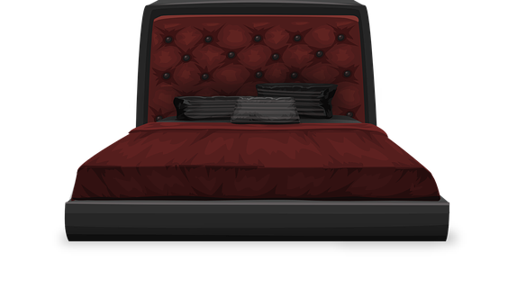 Bed, Furniture, Bedroom, Sleep, Sleeping