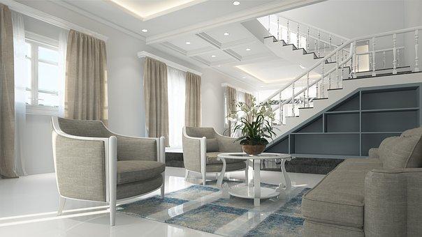 Interior, Living Room, Furniture